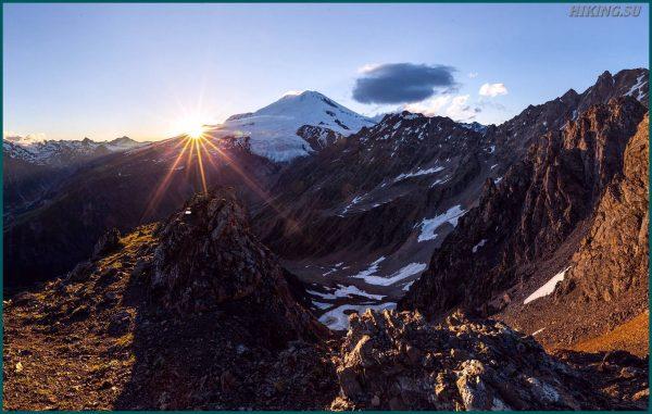 Про горы Кавказа