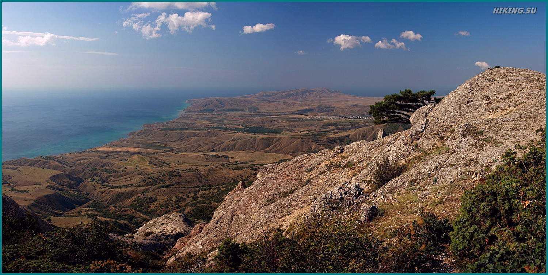 Фото 5 к описанию маршрута Киммерия без Палаток. Эчкидаг и солнце