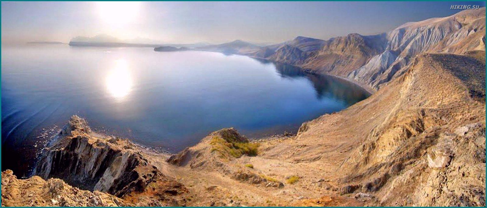 Фото 2 к описанию маршрута Киммерия без Палаток.  и солнце
