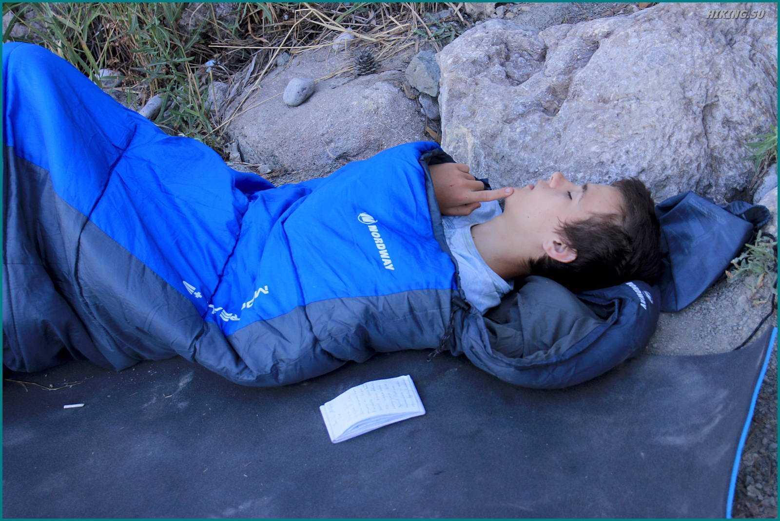 Фото 2 к стихотворению Спи Замученный Турист.