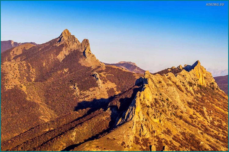 Фото 8 к описанию маршрута Киммерия без Палаток. Таракташ и солнце дымка.